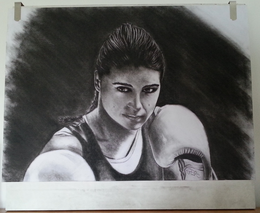 Katie Taylor by GP1805